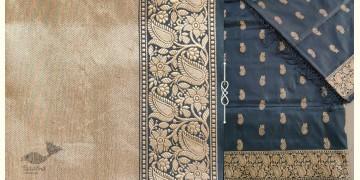 Jaanki . जानकी ✽ Handwoven Banarasi Silk Saree ✽ 27