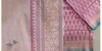 Jaanki . जानकी ✽ Handwoven Banarasi Silk Saree ✽ 30