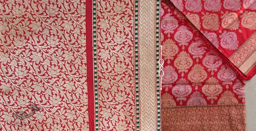 Jaanki . जानकी ✽ Handwoven Banarasi Silk Saree ✽ 31