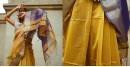 Kamya . काम्या ✽ Handloom Maheshwari Saree - 14