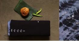 नखराली | Nakharali ✼ Embroidered Cotton Shibori Saree | 4