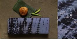 नखराली | Nakharali ✼ Embroidered Cotton Shibori Saree | 5