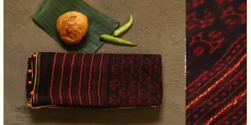नखराली   Nakharali ✼ Cotton Kota Doria Block Printed   12