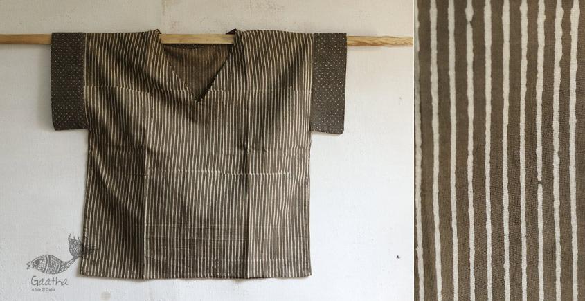 Kasturi ✥ Cotton Block Printed Top ✥ G