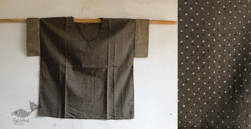 Kasturi ✥ Cotton Block Printed Top ✥ H