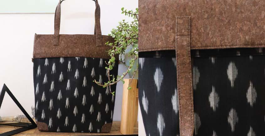 Auden ✠ Ikat Printed ✠ Tote Bag cum Sling ✠ 2