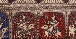 Sacred cloth of the Goddess - Panch Devi ( 15' X 18' )