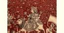 Sacred cloth of the Goddess - Durga Maa ( 25 X 21 )