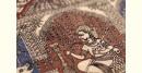 Sacred cloth of the Goddess - Chamunda Maa ( 15' X 18' )