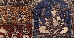 """Sacred cloth of the Goddess - Jogni Maa -A ( 15"""" X 18"""" )"""