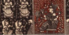 """Sacred cloth of the Goddess - Nah Purti ( 15"""" X 18"""" )"""