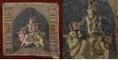 "shop online Sacred cloth of the Goddess - Murlidhar (13"" x 13"")"