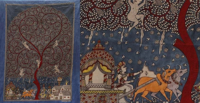 """shop online Sacred cloth of the Goddess - Tree of Life (26"""" x 36"""")"""