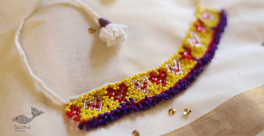 Summer Pops ❉ Bead Jewelry . Necklace ❉105