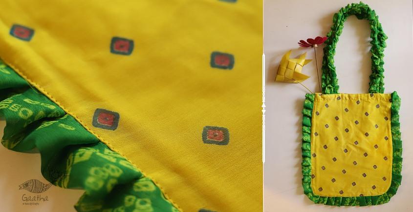 all purpose totes hand bags, Chiffon handbag, Handbag from recycle material, Vegetable bag