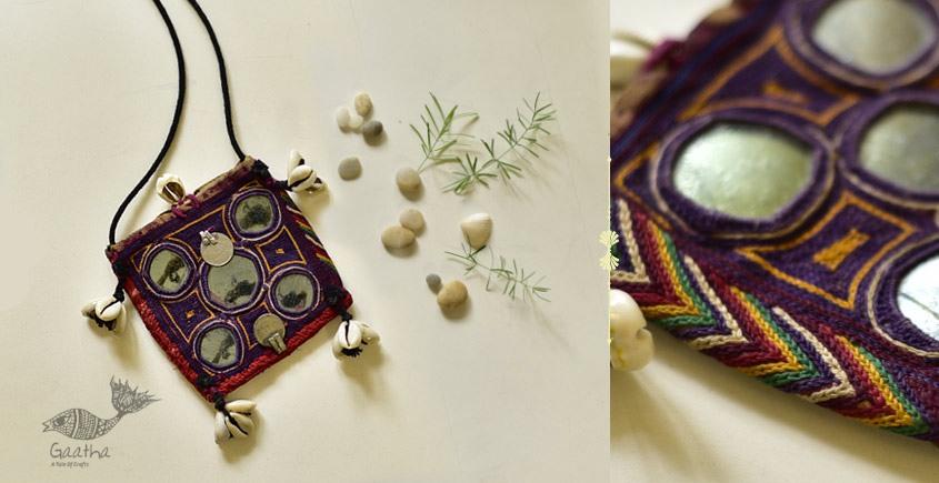 shop online Hand Embroidered Banjara Sling Bag 10