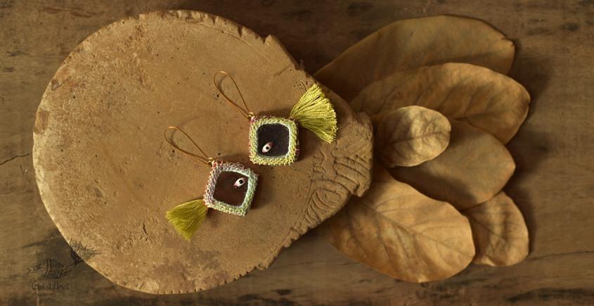 Kadō ❉ Bead Jewelry ❉ Earring ❉ 19