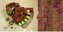 धनक ✥ Kantha Reversible Silk Stole ✥ 7