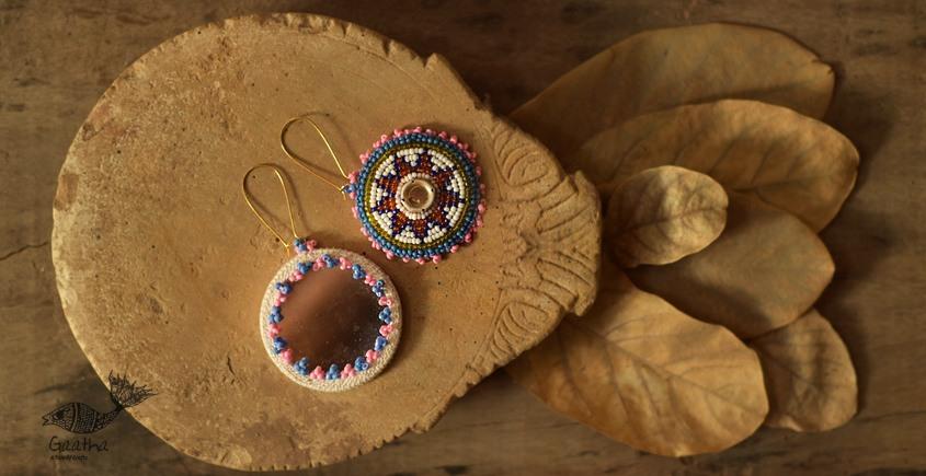 Kadō ❉ Bead Jewelry ❉ Earring ❉ 17
