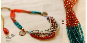 Celestial & Spiritual ❉ Bead Jewelry . Necklace ❉ J
