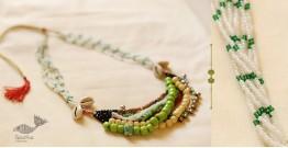 Celestial & Spiritual ❉ Bead Jewelry . Necklace ❉ K