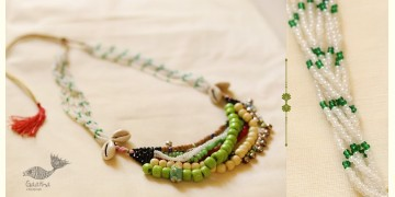 Celestial & Spiritual ❉ Bead Jewelry . Necklace ❉ K