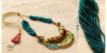 Celestial & Spiritual ❉ Bead Jewelry . Necklace ❉ H