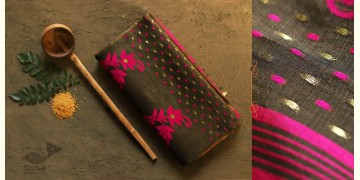 देबजानी ▦ Jacquard Handloom ▦ Jamdani Saree ~ 05