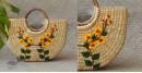 Kreo | Daffodils Hand Bag  - Red - 7