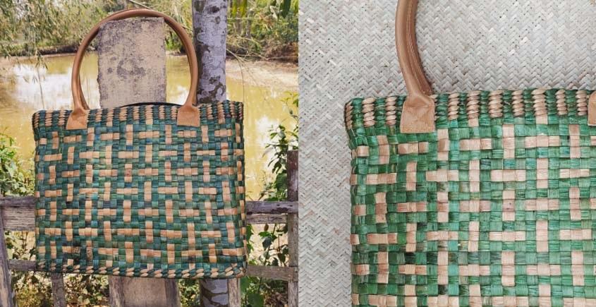 Kreo |  Berry Hand Bag - Green