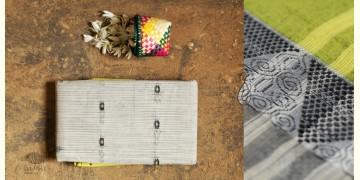 मलय ✽ Handloom Cotton Zari Saree With Buti ✽ 1