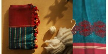 सूती ▦ Handloom Cotton Saree ~ 29
