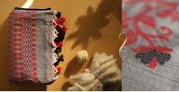 सूती ▦ Handloom Cotton Saree ~ 30
