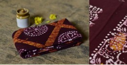 Vaamika ✲ Batik Cotton Saree ✲ B