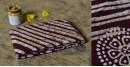 Vaamika ✲ Batik Cotton Saree ✲ E