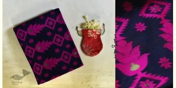Indrani . इंद्राणी | Jacquard Hand loom ~ Dhakai Jamdani Saree ~ 5