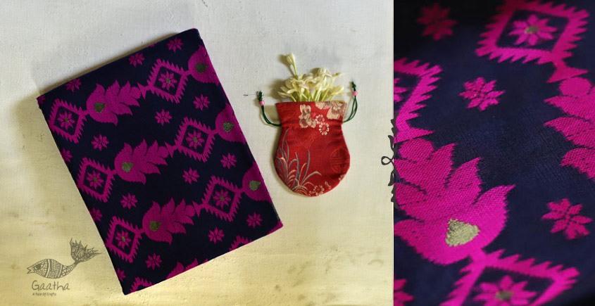 Indrani . इंद्राणी   Jacquard Hand loom ~ Dhakai Jamdani Saree ~ 5