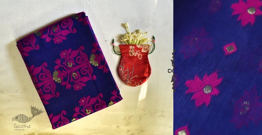Indrani . इंद्राणी | Jacquard Hand loom ~ Dhakai Jamdani Saree ~ 6