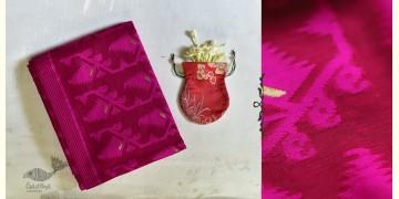 Indrani . इंद्राणी | Jacquard Hand loom ~ Dhakai Jamdani Saree ~ 8