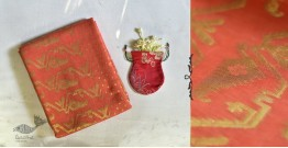 Indrani . इंद्राणी | Jacquard Hand loom ~ Dhakai Zari Jamdani Saree ~ 10