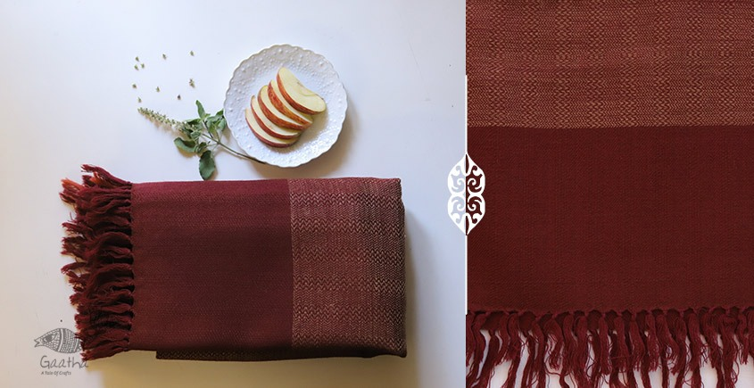 Falguni ✜ Handloom Woolen Shawl ✜ 30