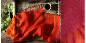 Kilmora  ✜ Handloom Linen Stole ✜ 16