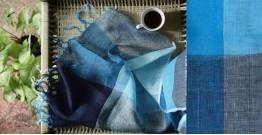 Kilmora  ✜ Handloom Linen Stole ✜ 18