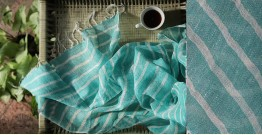 Kilmora  ✜ Handloom Linen Stole ✜ 15