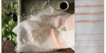 Kilmora  ✜ Handloom Linen Stole ✜ 19