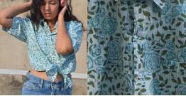 Gulshan ✿ Block Printed Shirt ✿ 1