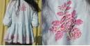 Gulshan ✿ Block Printed & Hand Embroidered Kedio Top ✿ 8