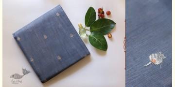 Bodhita ⚛ Handloom Chanderi  Eknaliya Embroidery Saree ⚛ 14