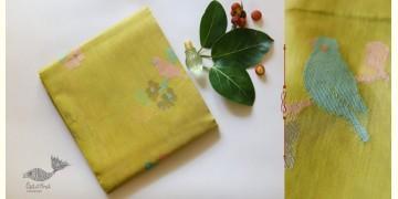 Bodhita ⚛ Handloom Chanderi Zari Boota Saree ⚛ 5