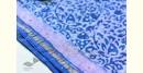पलक ⚛ Dabu Printed . Embroidered Chanderi Saree ⚛ 10